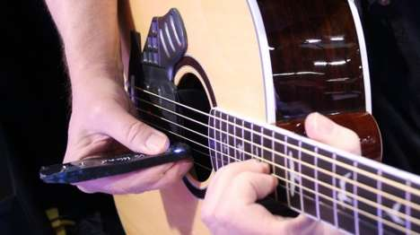 Handheld Guitar Sustainers - The Vo Wand Helps Guitarists Produce Sustained Harmonies