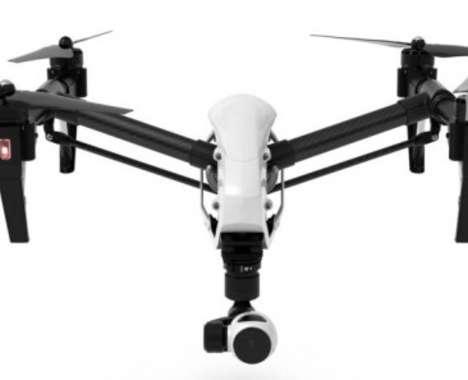 Interchangeable Lens Camera Drones