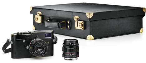 Rockstar Camera Collaborations - This Leica Lenny Kravitz Edition is Made from Raw Brass