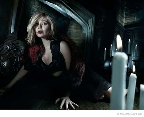 Scream Queen Editorials