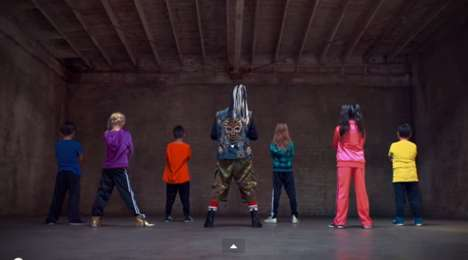 Grown-Up Child Dancers - Alyson Stoner Nostalgically Pays Tribute to Missy Elliot's Return