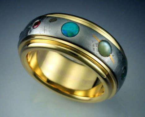 Solar System Rings