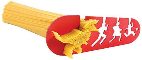 Dino Kitchen Tools - This T-Rex Spaghetti Measurer is for Dinosaur and Carbohydrate Fanatics