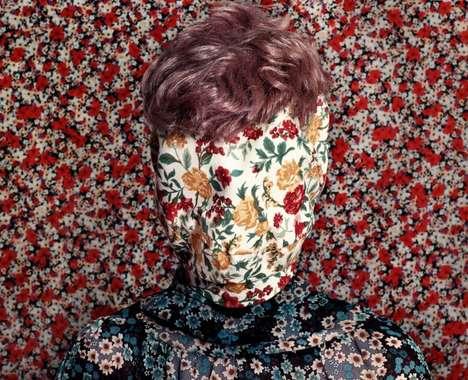 Camouflaged Emotion Art