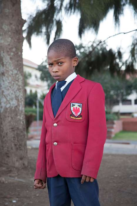 South African Student Photography - Anastasia Korosteleva Photographs Boarding School Students