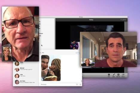 Device-Oriented TV Episodes - The Modern Family 'Connection Lost' Episode Will be via Macbook