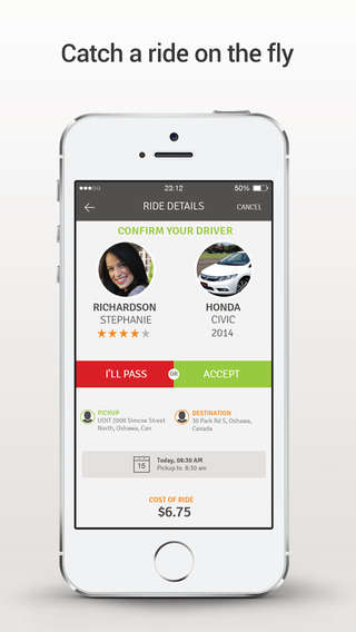 Friendly Ridesharing Apps - Blancride is a Carpooling App That Simplifies Finding a Ride