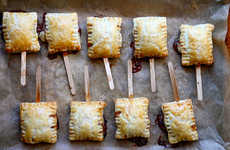 Sharable Brie Skewers - This Baked Brie Appetizer Will Impress Party Guests