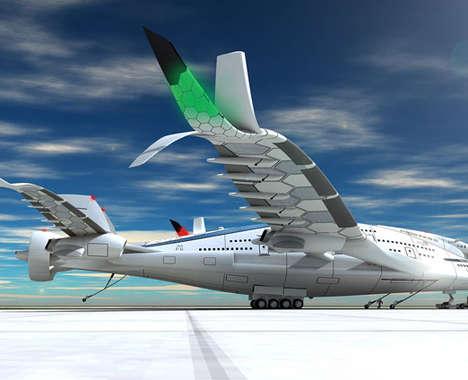 Eco Jumbo Jets