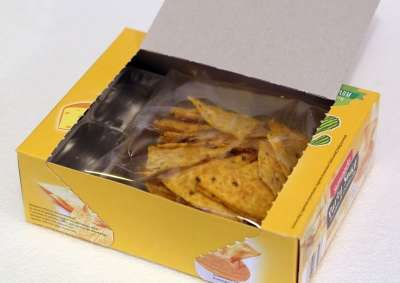 Nacho Party Packs - Sunsnacks Provides Its Tortillas and Cheese in a Shareable Box