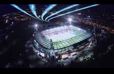 Drone-Powered Light Shows - The World's First Drone Circus Will Take Place in Amsterdam in 2015