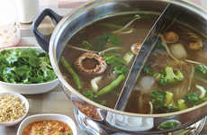 DIY Hot Pot Parties - This Asian Meal is a Fun and Healthy Alternative to Fondue Parties