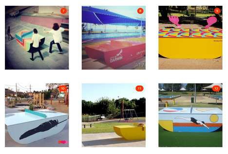 Community Tabletop Games - Public Outdoor Ping Pong Installs Tables Around Australia Ready for Use