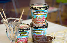 Ice Cream Fondue - Ben & Jerry's Demonstrates How to Create a Sharable Dessert