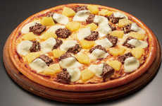 Candy-Covered Pizzas - Chocolate Pizza Toppings Cook Up the Ultimate Meal for Sweet Tooth Eaters
