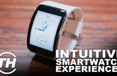 Mark Childs Talks About the Samsung Gear S Wearable Smartwatch