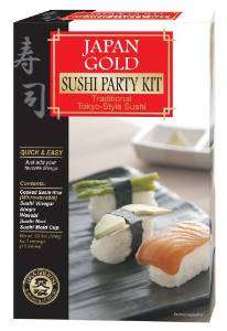 Party Sushi Kits - Japan Gold's Meal Kit Provides a Feast for Three
