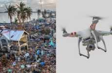 Disaster Relief Drones