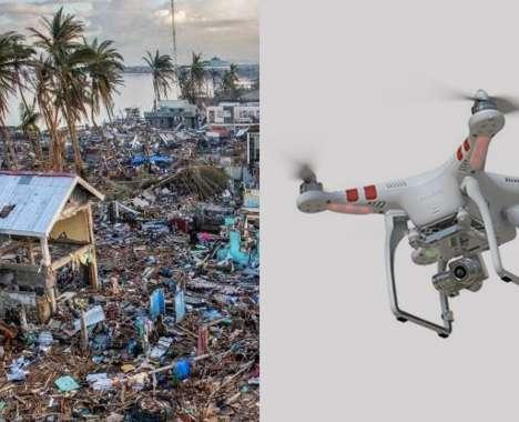 Disaster Relief Drones