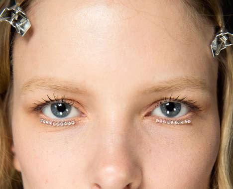 Rhinestone Couture Makeup