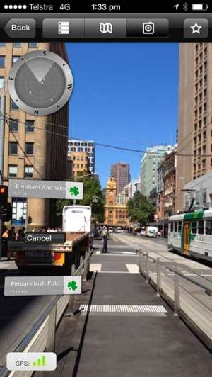 Comprehensive AR Maps (UPDATE) - The Wikitude Augmented Reality Map App Provides Practical Info