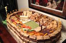 Football Food Stadiums