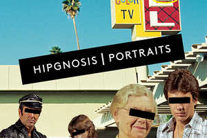 Hipgnosis Portraits Chronicles the History of a Creative Agency