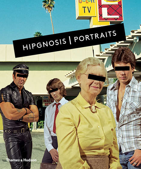 Iconic Retro Portraits - Hipgnosis Portraits Chronicles the History of a Creative Agency
