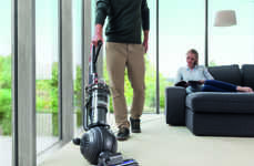 Filter-Free Vacuums - The Dyson Cinetic Range Saves You from Ever Having to Change a Filter