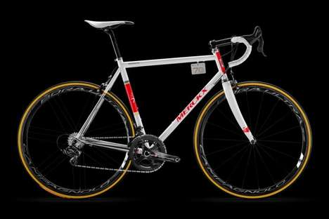 $18,000 Anniversary Bicycles - The EDDY70 Bike From Eddy Merckx Celebrates His 70th Birthday