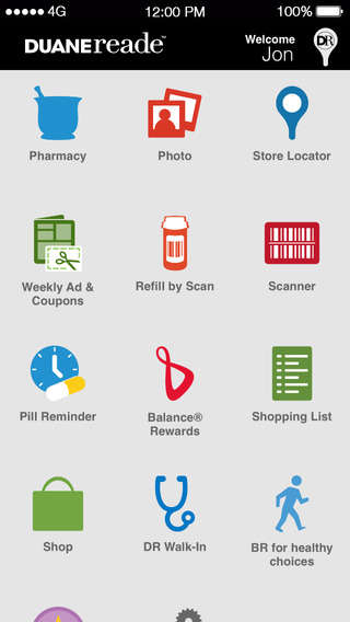 Pharmacy Beacon Technology - The Duane Reade App Vastly Improves Customer's In-Store Experience