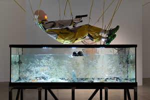 'Bernhard Willhelm: 3000 Exhibition' is the Artist's First Installation