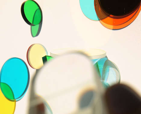 Prismatic Plexiglass Photography