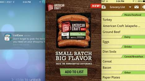Beacon Food Marketing - American Craft Sausages Successfully Grew in Popularity with Message Tech
