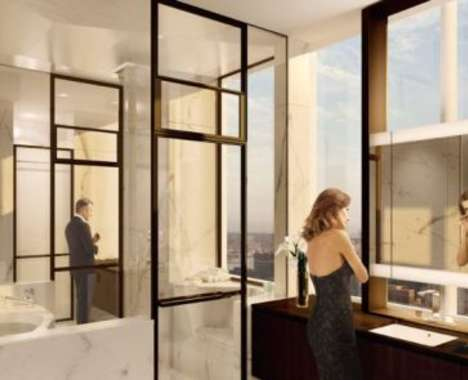 20 Examples of Luxury Bathrooms