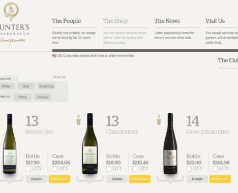 Online Wine Shops
