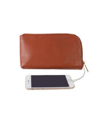 Smartphone-Charging Clutches - This Super Stylish Phone Charger Bag is Great for Girls on the Go