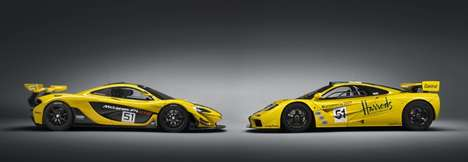 Hybrid Hypercars - The McLaren P1 GTR Pushes the Performance Envelope