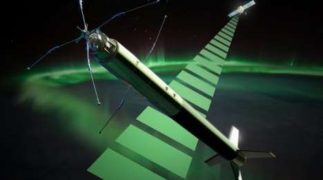 Northern Lights Rockets - This Weather Rocket Aims to Unlock the Mysteries of the Northern Lights