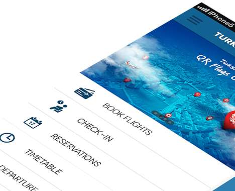 User-Friendly Flight Apps