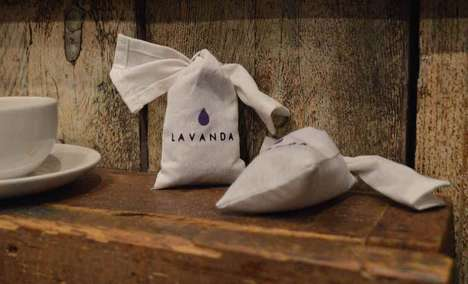 Digital Laundry Services - Lavanda is a London-Based Uber for Laundry