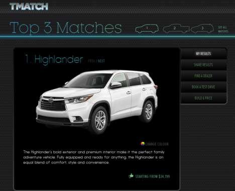 Car Shopping Quizzes