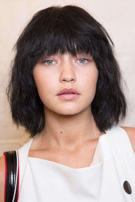 Shaggy Runway Bobs - Marc Jacobs Put a New Spin on the Classic Bob At NYFW