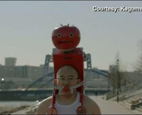 Tomato Robot Machines
