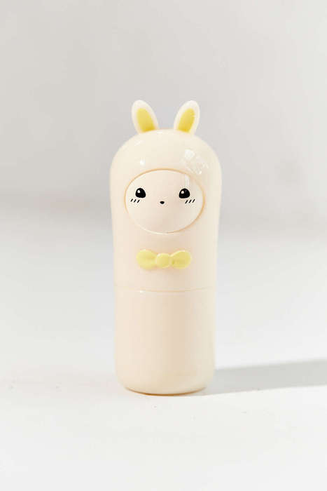 Adorable Portable Fragrances - The TONYMOLY Hello Bunny Perfume Bar Line Boasts Cute Personalities