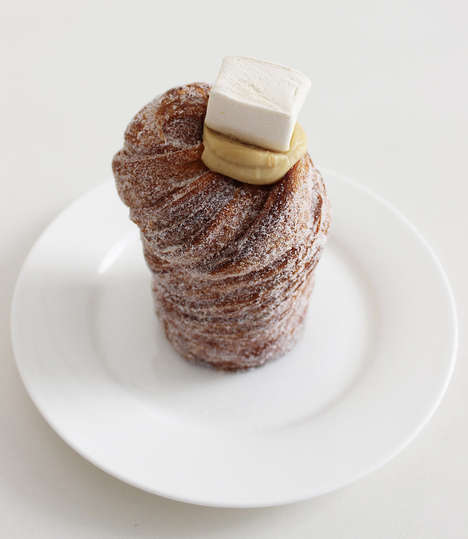 Croissant Muffin Hybrids - The Confectionery Cruffin by Mr. Homes Bakehouse is a Tasty Pastry Mashup