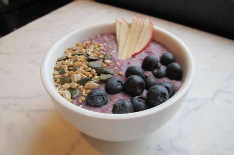 Oatmeal-Oriented Pop-Ups - The Porridge Cafe is a Breakfast-Oriented Restaurant in London