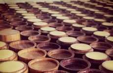 From Bamboo Blush Cases to Spherical Wooden Perfumes