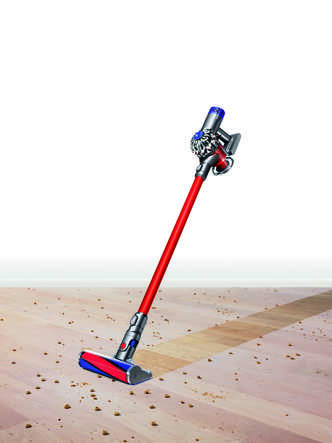 Slim Cordless Vacuums - The Dyson V6 Cordless Vacuum Cleaner Boasts a Mighty Digital Motor
