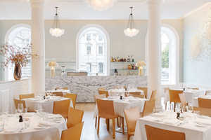 Spring Restaurant at Somerset House is a Luxurious French Eatery